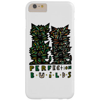 """""""Perfection Builds"""" Apple & Samsung Phone Case"""