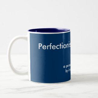 Perfectionist Photo Mug Template