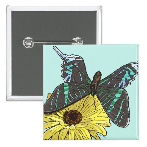 Perfectly Balanced Butterfly Pins