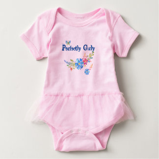 Perfectly Girly Collection Baby Bodysuit
