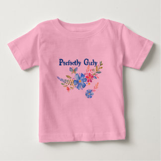 Perfectly Girly Collection Baby T-Shirt