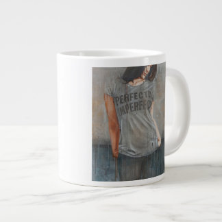 """Perfectly Imperfect"" Ceramic Mug"