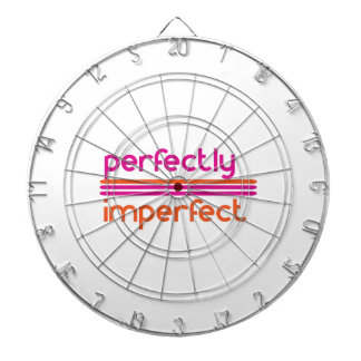 Perfectly Imperfect Dartboard