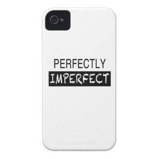 Perfectly Imperfect iPhone 4 Cover