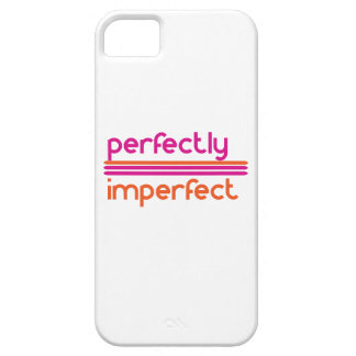 Perfectly Imperfect iPhone 5 Cases