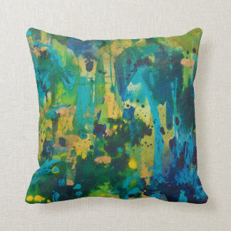 Perfectly Imperfect MaryLea Harris Art Pillow