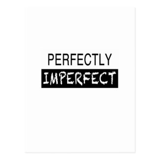 Perfectly Imperfect Postcard