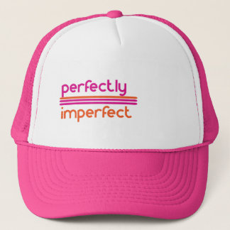 Perfectly Imperfect Trucker Hat