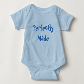 Perfectly Made Baby outfit Baby Bodysuit