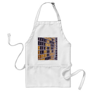 Perfectly ordered coffee cans interior design standard apron