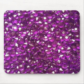 Perfectly Pink Crystals Mouse Pad