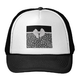 Perfectly Polished Animal Print Design Gifts Trucker Hat