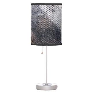Perforated Sheet Metal Table Lamp