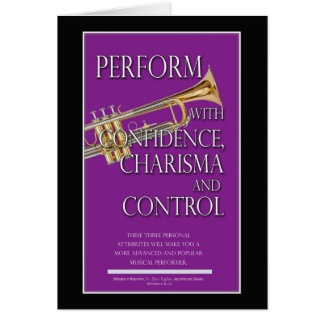 Perform with your Trumpet Card