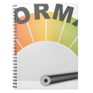 Performance Spiral Notebook