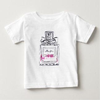 Perfume bottle fashion watercolour illustration baby T-Shirt