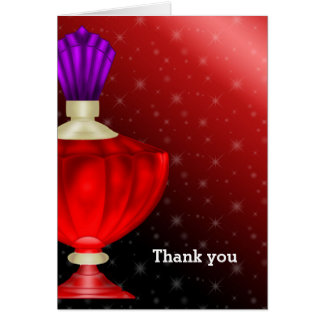 Perfume Card