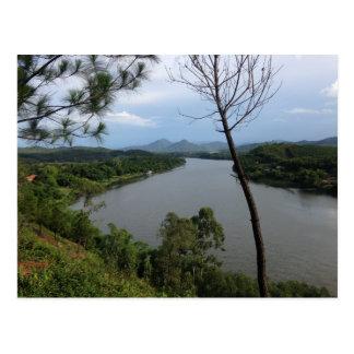 Perfume River, Hue Postcard