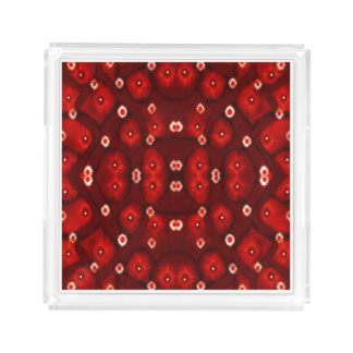 Perfume Tray for Her-Red/White/Burgundy/Black