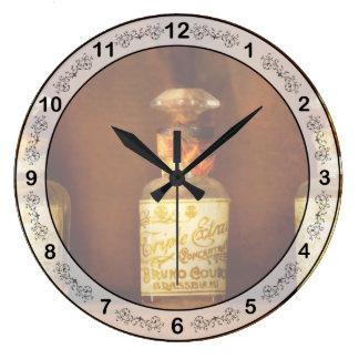 Perfumery - Perfume Large Clock