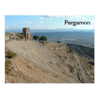 Pergamon Postcard