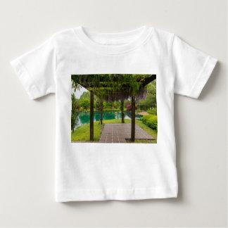 Pergola Of Wisteria Baby T-Shirt