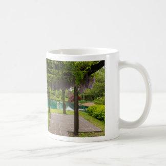 Pergola Of Wisteria Coffee Mug