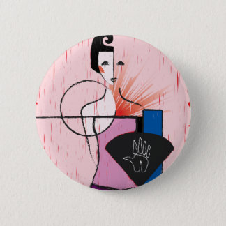 Peri-Peri 2 Inch Round Button