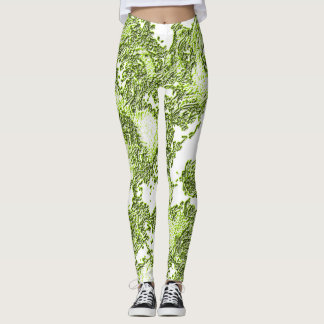 Peridot Angelic Leggings