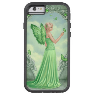 Peridot Birthstone Fairy iPhone 6 Tough Case