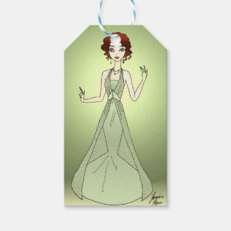 Peridot Princess Gift Tags