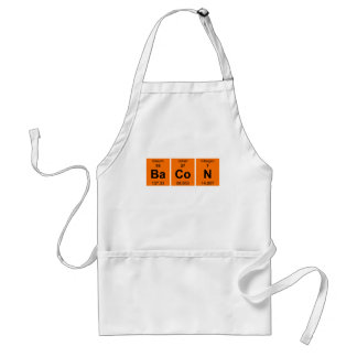 Periodic BaCoN $23.95 Chef's Apron