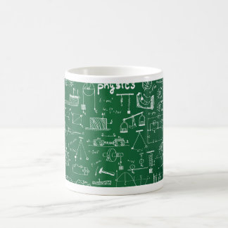 Periodic Elements Pattern Coffee Mug