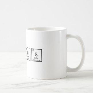 Periodic Genius Mug