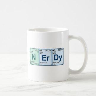Periodic NErDy Coffee Mug