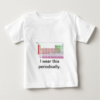 Periodically Baby T-Shirt