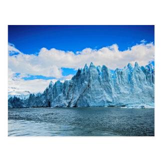 Perito Morena Glacier, Patagonia Postcard