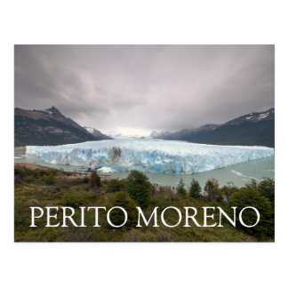 Perito Moreno Glacier, Argentina Postcard