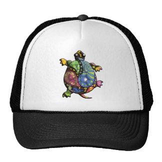 Periwinkle Blue Paisley Trucker Hat