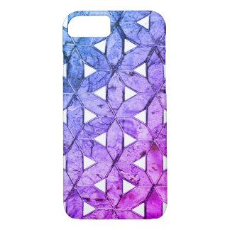 Periwinkle  mosaic iPhone 7 case