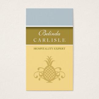 Perky Pineapple Biz Card