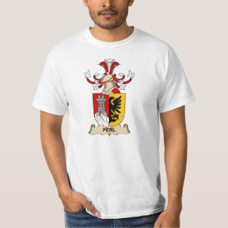 Perl Family Crest T-Shirt