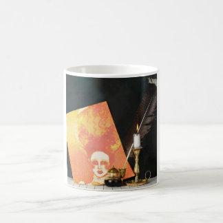 Perla topaze magic mug