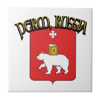 Perm Russia Tile