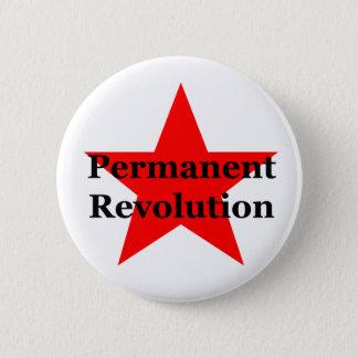 Permanent Revolution 2 Inch Round Button