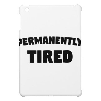 Permanently Tired Cover For The iPad Mini