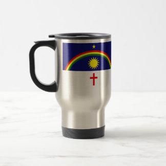 Pernambuco, Brazil flag Travel Mug