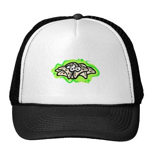 Perogies Trucker Hats