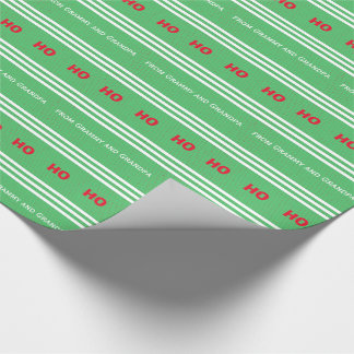Perpemint Candy  Customized Holiday Gift Wrapping Wrapping Paper