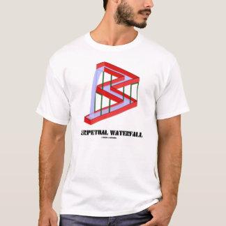 Perpetual Waterfall (Optical Illusion) T-Shirt